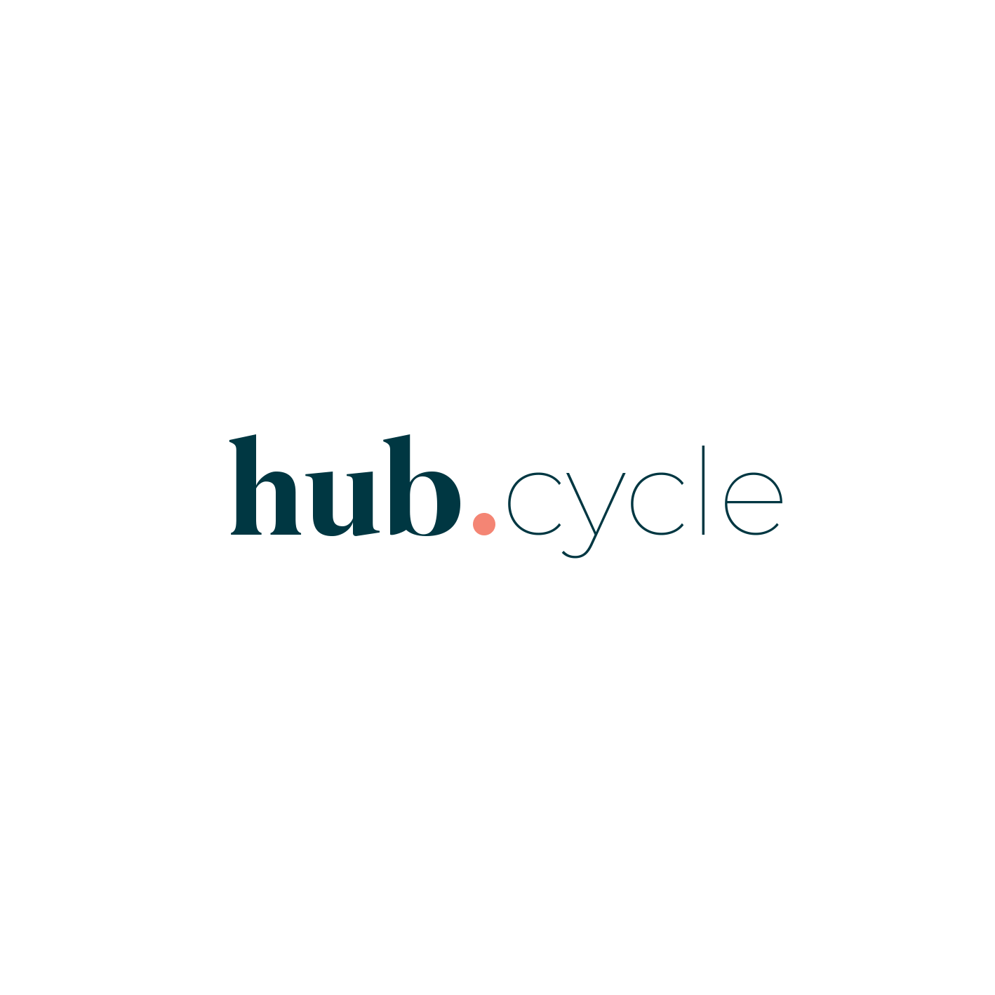 Hub.cycle - Supporting industries growing towards a sustainable future